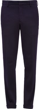 jersey trousers - Blue