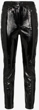 dreams patent leather trousers