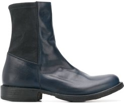 Eternity boots - Blue