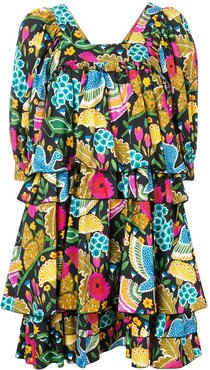 Colombo Grande printed dress - Blue