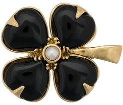 Trèfle brooch - Gold