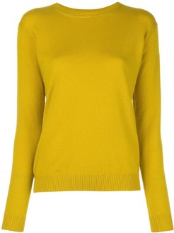 slouchy jumper - Yellow