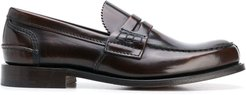 classic loafers - Brown