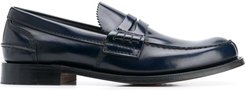classic loafers - Blue