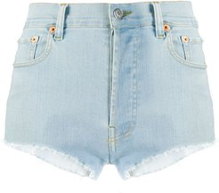 Kalifornia denim shorts - Blue