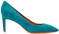 pointed pumps - Green