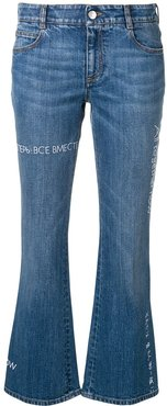 All Together Now The Skinny Kick jeans - Blue