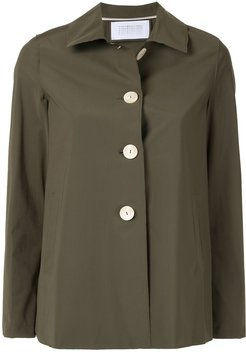 Loden Light Technic jacket - Green