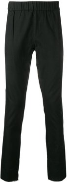loose fitting trousers - Black