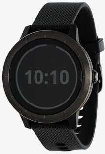 black Vivoactive 3 GPS smart watch