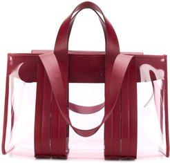 large Constanza tote - Red