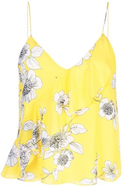 Lavonia camisole top - Yellow
