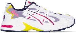 Gel Kayano 5 sneakers - WHITE PURPLE MATTE