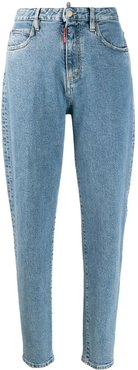 Eighties Vita Alta jeans - Blue
