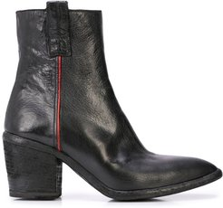 ankle length boots - Nero