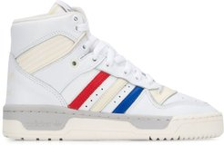 Rivalry high-top sneakers - White