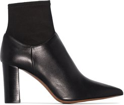Enna 85mm ankle boots - Black