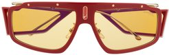 Facer sunglasses - Red