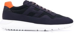 interactive 3 lace-up trainers - Blue