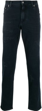 straight fit jeans - Blue