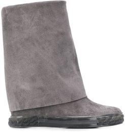 Renna ankle high boots - Grey