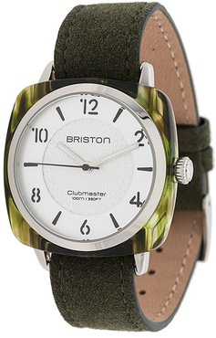 Clubmaster Elements watch - Green