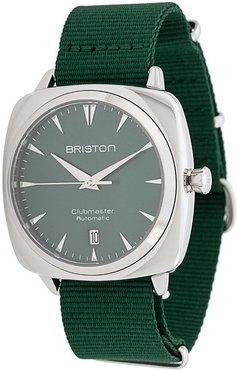 Clubmaster iconic steel watch - Green