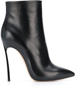 Blade ankle boots - Black