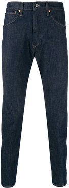 tapered jeans - Blue