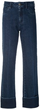 Pry straight jeans - Blue