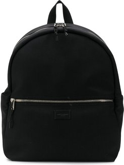 logo patch Nuxx backpack - Black