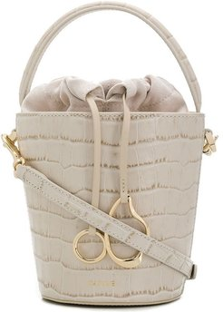 mini basket bucket - Neutrals
