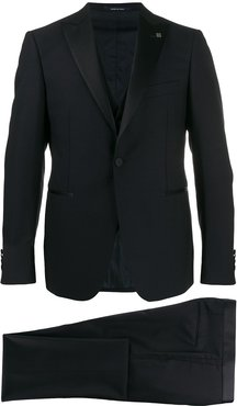 three-piece formal suit - Blue