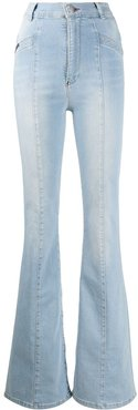 Cowboy Fit flared jeans - Blue