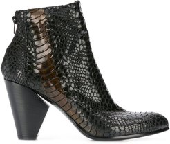 Keira ankle boots - Black