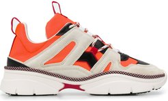 Kindsay low-top sneakers - Orange