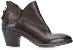 Giorgia ankle boots - Brown