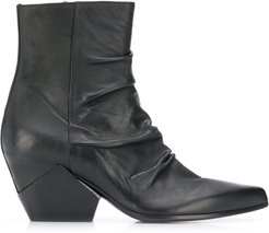 Jazz ankle boots - Black