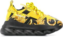 Chain Reaction sneakers - Yellow