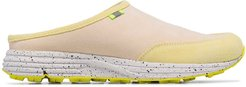 Maggiore flat slippers - Yellow