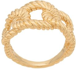 chainlink ring - GOLD