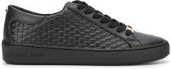 Colby woven style sneakers - Black