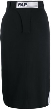 cady pencil skirt - Black