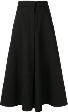 Damon flared skirt - Black