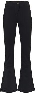 Tipi flared ski pants - Black
