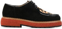 Pook lace-up shoes - Red