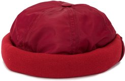 Miki Bomber Air Force cap - Red
