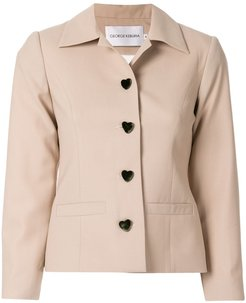 Beige Jacket - Brown