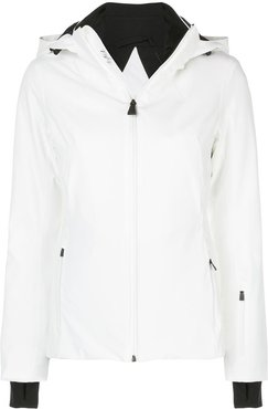 Daly down jacket - White
