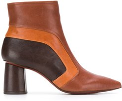 Lupe ankle boots - Brown
